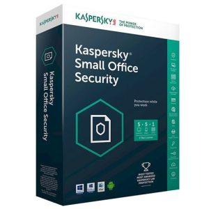 Kaspersky Small Office Security - 1Server + 5PC / 1 Năm