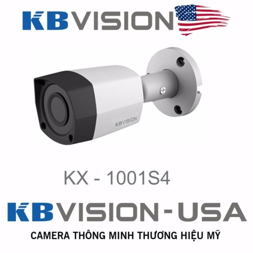 Camera HDCVI KBVISION KX-1001S4