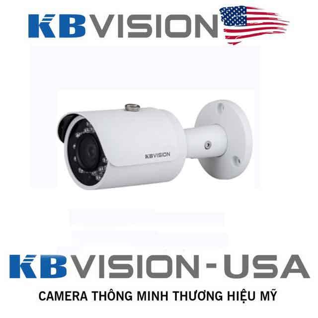 Camera IP KBVISION KX-1011N 1.0 Megapixel